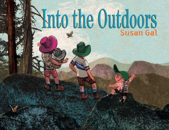 """Into the Outdoors"" by Susan Gal, published by Alfred A. Knopf"